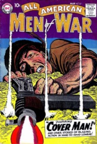All American Men of War 1952 - 1966 #67