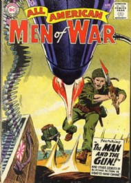 All American Men of War 1952 - 1966 #68