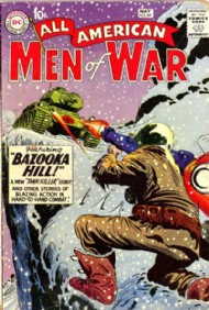 All American Men of War 1952 - 1966 #69