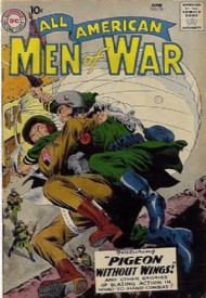 All American Men of War 1952 - 1966 #70