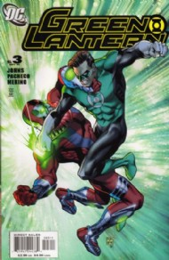 Green Lantern (4th Series) 2005 - 2011 #3