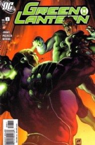 Green Lantern (4th Series) 2005 - 2011 #8