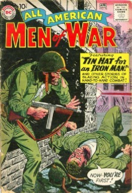 All American Men of War #78