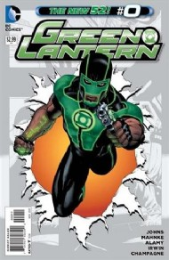 Green Lantern (5th Series) 2012 - 2015