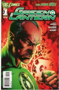 Green Lantern (5th Series) 2012 - 2015 #1