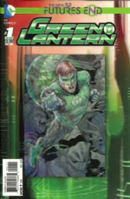 Green Lantern (5th Series): Futures End 2014 #1