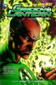 Green Lantern (5th Series): Sinestro 2012 #1
