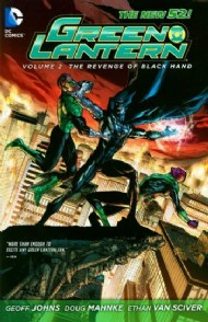 Green Lantern (5th Series): the Revenge of Black Hand 2013 #2
