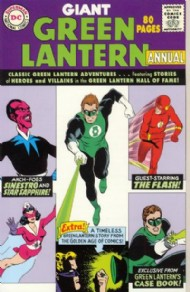 Green Lantern 80 Page Giant Annual 1998