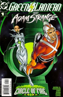 Green Lantern and Adam Strange #1