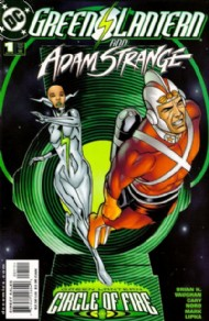 Green Lantern and Adam Strange 2000 #1