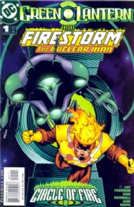 Green Lantern and Firestorm 2000 #1