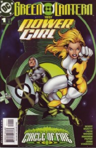Green Lantern and Power Girl 2000 #1
