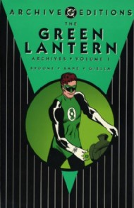 Green Lantern Archives 1993 #1