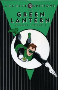 Green Lantern Archives 1993 #3