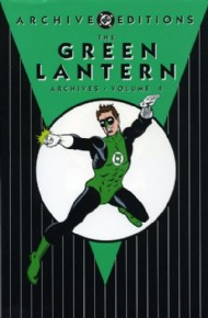Green Lantern Archives 1993 #4