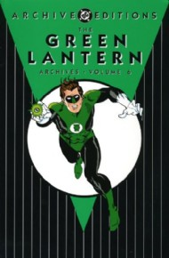 Green Lantern Archives 1993 #6