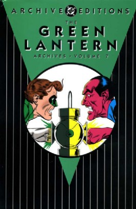Green Lantern Archives #7