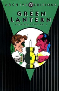 Green Lantern Archives 1993 #7