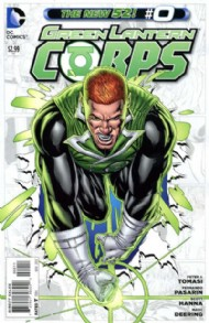 Green Lantern Corps (2nd Series) 2012 - 2015 #0
