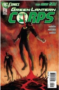 Green Lantern Corps (2nd Series) 2012 - 2015 #2