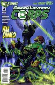 Green Lantern Corps (2nd Series) 2012 - 2015 #4