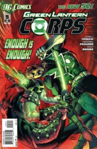 Green Lantern Corps (2nd Series) 2012 - 2015 #5