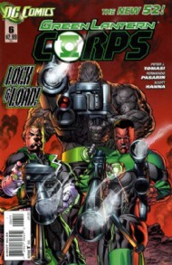 Green Lantern Corps (2nd Series) 2012 - 2015 #6