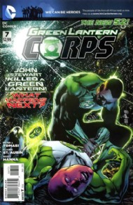 Green Lantern Corps (2nd Series) 2012 - 2015 #7