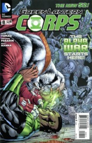 Green Lantern Corps (2nd Series) 2012 - 2015 #8