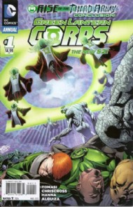 Green Lantern Corps (2nd Series) Annual 2013 #1