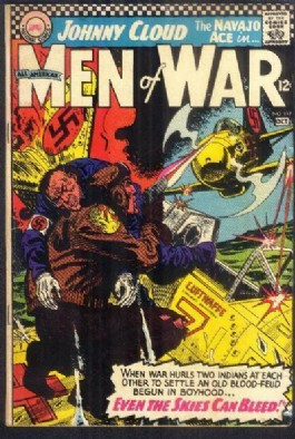 All American Men of War #117