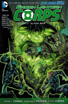 Green Lantern Corps (2nd Series): Alpha War #2