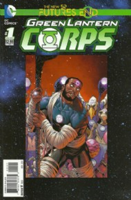 Green Lantern Corps (2nd Series): Futures End 2014 #1