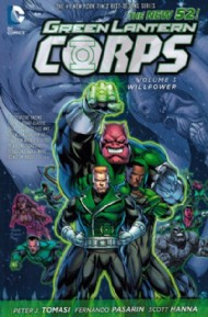 Green Lantern Corps (2nd Series): Willpower 2013 #3