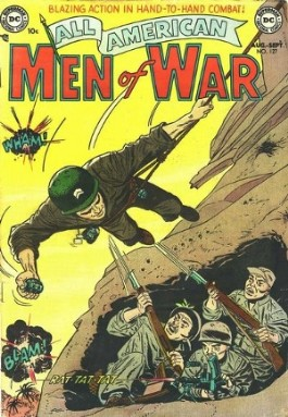 All American Men of War #127