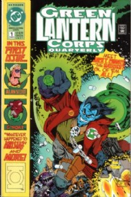 Green Lantern Corps Quarterly 1992 - 1994 #1