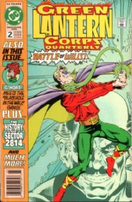 Green Lantern Corps Quarterly 1992 - 1994 #2