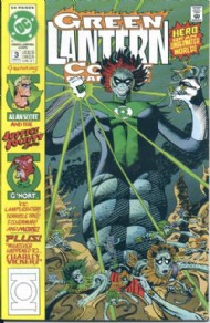 Green Lantern Corps Quarterly 1992 - 1994 #3