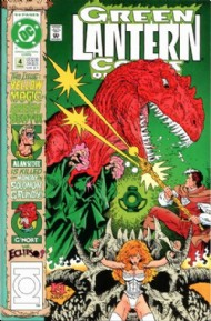 Green Lantern Corps Quarterly 1992 - 1994 #4