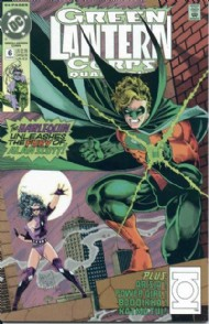 Green Lantern Corps Quarterly 1992 - 1994 #6
