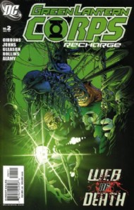 Green Lantern Corps: Recharge 2005 #2