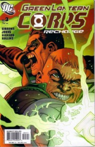 Green Lantern Corps: Recharge 2005 #3