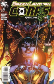 Green Lantern Corps: Recharge 2005 #4