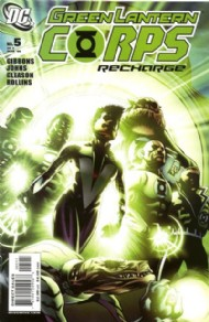 Green Lantern Corps: Recharge 2005 #5
