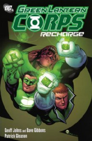 Green Lantern Corps: Recharge 2005