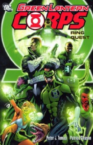 Green Lantern Corps: Ring Quest 2008 #0