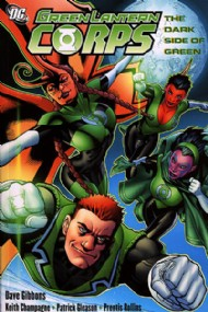 Green Lantern Corps: the Dark Side of Green 2007