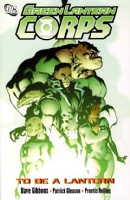Green Lantern Corps: to Be a Lantern 2007