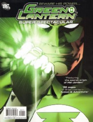 Green Lantern Super Spectacular 2011 #1